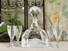 Crystal Decanters Glassware