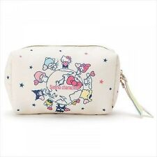 NEW Sanrio Characters World Pouch Case Bag Hello Kitty My Melody from Japan F/S