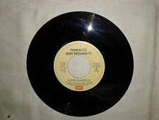 "Fiordaliso & Roby Facchinetti /Saprai -Disco Vinile 45 Giri 7"" Stampa Italia1991"