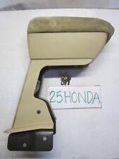 1990-1991 Honda Accord Coupe Sedan Armrest Tan Ultra Rare OEM JDM CB9 CB7 CB