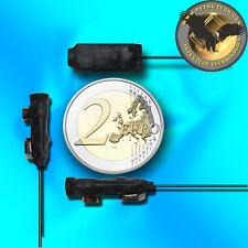 UHF-PRO NFM Wanze miniSender SPY Quarzsender Mächtig Intern Mikrofon Mikrosender