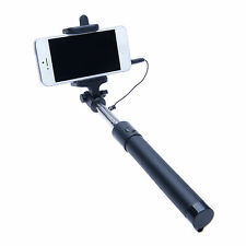 Wired Selfie Stick Mini Monopod for Samsung Galaxy S7 edge Phone