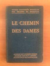 Michelin Champs de Bataille Le Chemin des Dames