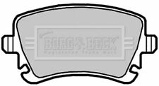 BORG BBP2139 BRAKE PAD SET DISC BRAKE Rear