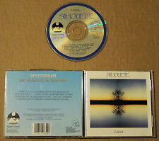 Silhouette by Kamal (CD, 1989, Higher Octave Music, NGH - CD - 332) Made in USA