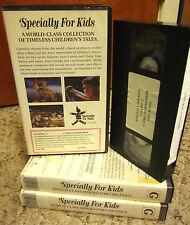 MARIO LANZA kids film Time to Remember 1987 Christmas miracle VHS Thomas Travers
