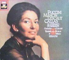 Puccini Manon Lescaut (EMI, 1957).. [2 CD]
