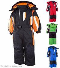 Schneeoverall Skioverall Schneeanzug Skianzug Winteranzug Kinder Mädchen Jungen