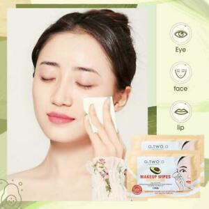 Makeup Remover Wipes Face Cleansing Wet Wipes Women Cosmetic Makeup Remover U7C4
