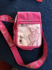 Disney lechón Rosa/Cartera de colegial Bolso de hombro