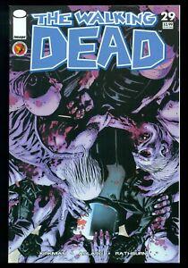 THE WALKING DEAD #29, 1ST PRINT, IMAGE COMICS, NM+ 9.6, 1ST ALICE AND BOB!