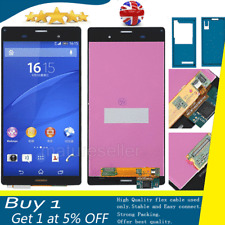 5.2'' For Sony Xperia Z3 D6603 LCD Touch Screen Display Digitizer Replacement