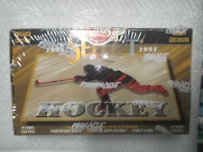 1994-95 Pinnacle Select Factory Sealed Hockey Hobby Box Premier Ed. Iginla RC?