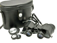 Bell & Howell 8x40 Fully Coated Powerful Binoculars with Leather Case