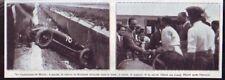 1928  --  ACCIDENT A L AUTODROME DE MONZA  M633