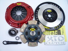 XTD STAGE 3 CERAMIC CLUTCH & 10LBS FLYWHEEL KIT CIVIC Si B16A2