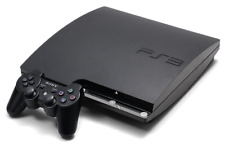 PS3 500GB SLIM CONSOLE WITH 20-40 FULL DIGITAL GAMES USED IN MINT CONDITION