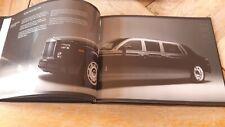 HB Brochure ROLLS PHANTOM MUTEC COACHBUILD 2007 : catalogue + étui