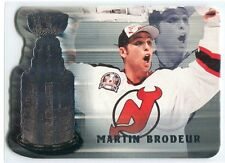 1998-99 Be A Player Playoff Highlights 4 Martin Brodeur