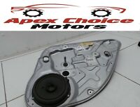 Ford Focus MK2 Hatch 5Dr Manual Window Regulator Rear Driver Right Side OSR