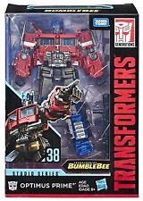 NEW Hasbro Transformers Studio Series 38 Voyager Class Bumblebee - Optimus Prime