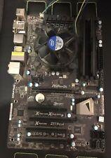 asrock z77 pro 4, i7 3770K, 16GB DDR3 (2x 8GB) - Kit- aus altem PC von 2013