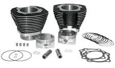 97in. Big Bore Kit for 88in. Motors S&S Cycle Black Powder-Coated 910-0205