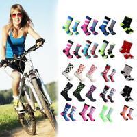 Unisex Bike Bicycle Cycling Riding Breathable Cycling Socks Footwear Sport Socks
