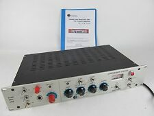 Summit MPC-100A Tube Pre-Amp Compressor/Limiter w/ Manual