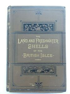 THE LAND AND FRESHWATER SHELLS OF THE BRITISH ISLES 1880 RICHARD RIMMER