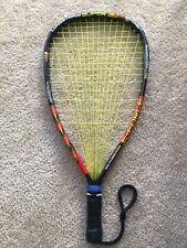 E Force Super 30 Dc 175g Racquetball Racquet + New Wilson Overwrap