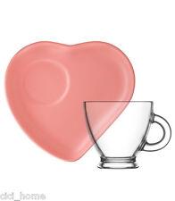 """LAV Tee- und Kaffeegläser """"Kalbim"""" mit Henkel 2er Set"""