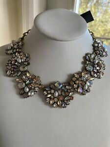 Women's Pearl And Crystal Angelia Statement Necklace Baublebar