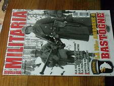 $$z Revue Armes Militaria HS N°100 La 101st Airborne a Bastogne  Panzer Lehr