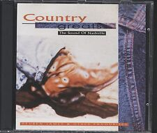 Country Greats the sound of Nashville CD