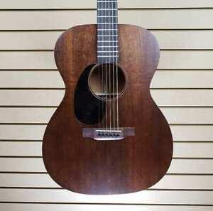 Martin 000-15M Left-Handed Acoustic Guitar - Mahogany w/Hardshell Case