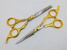 "Forbice set 6.5""rasoio e dentata Professionali acciaio inox japan (wa005)"