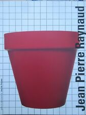 Jean pierre Raynaud Exposition Jeu de Paume 1998 Exemplaire de Gilles de Bure