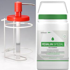 Pevalin Spezial Voormann Handreinigungs-Creme  3L - mit Wand-Spender
