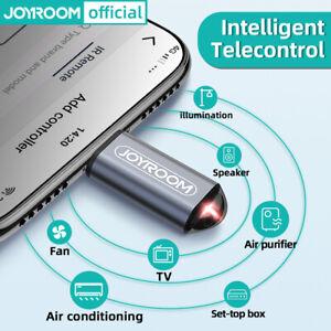 Joyroom IR Wireless Transmitter Smart Remote Control For iPhone Micro USB Type C
