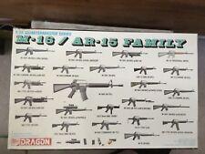 Dragon 3801 1/35 M16/AR-15 Family