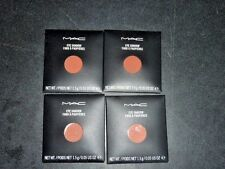 Lot of 4 MAC Pro Palette Eye Shadow A91 RULE color NEW Retail eyeshadow