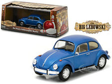 DA FINO'S VOLKSWAGEN BEETLE BLUE THE BIG LEBOWSKI MOVIE 1/43 BY GREENLIGHT 86496
