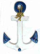 Boat Anchor Hooks Nautical Sea Fishing Lake Tropical Island Ocean Art Ship Boat