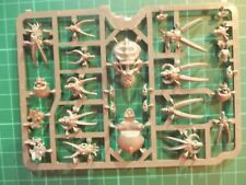 Warhammer 40K - Large skulls sprue Base decor - 40k bits