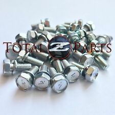 Datsun 240Z Engine Oil Pan Bolts Set <31>, 1970-1973 *NEW, Old Stock*