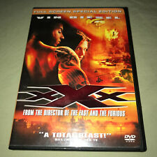 Xxx Dvd Full Screen Special Edition Vin Diesel Action Movie