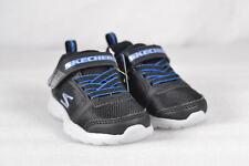 Todddler Boy's Skechers Skech Stepz-Power Jump Sneakers Black/Royal    7.5