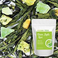 Apple Kiwi Green Tea - Premium Loose Leaf Blend - Fusion Teas