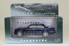 JAGUAR XJR PACIFIC VANGUARDS 1/43 GREAT BRITAIN CORGI VA09100 BLUE BLAU BLEU